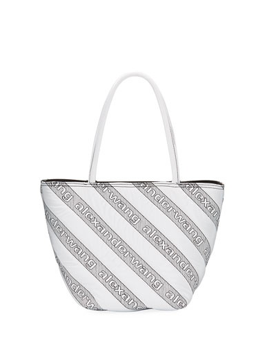 Roxy Logo Soft Small Tote Bag