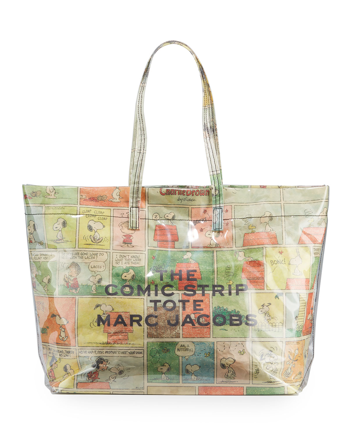 Marc Jacobs Totes THE COMIC STRIP PEANUTS TOTE BAG