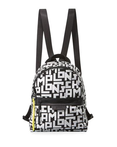 Le Pliage LGP Logo Backpack