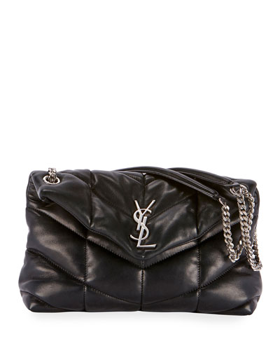 Lou Lou Puffer Shoulder Bag