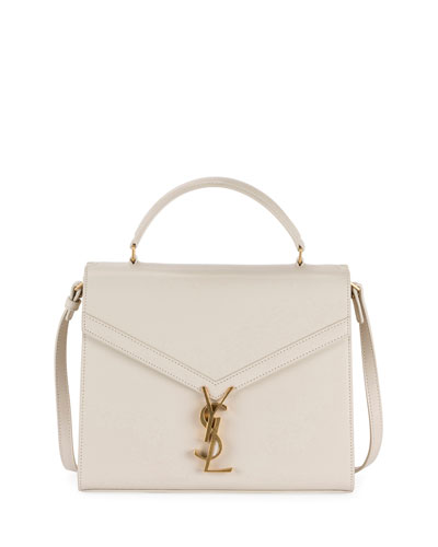Cassandre V-Flap Shoulder Bag