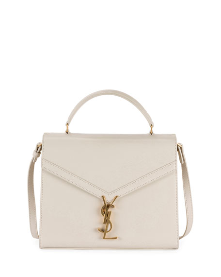 Saint Laurent Cassandre V-Flap Shoulder Bag