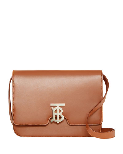 Smooth Medium Shoulder Bag