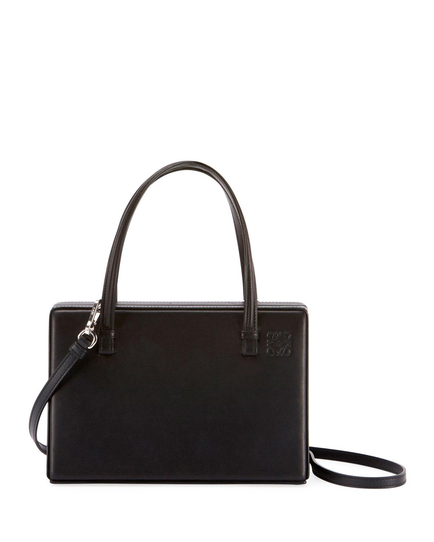 Loewe Bags NATURAL CALF BOX BAG