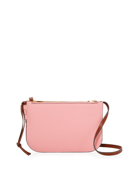 Loewe Gate Double Zip Pouch Bag