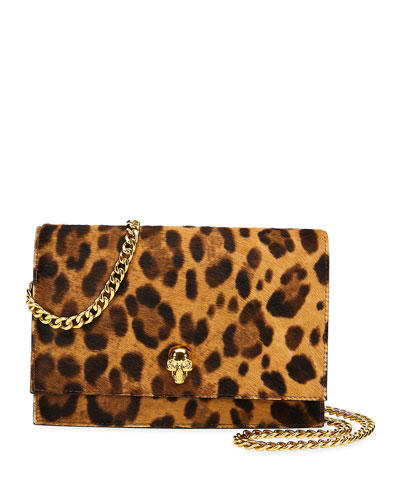 Cheetah-Print Mini Shoulder Bag