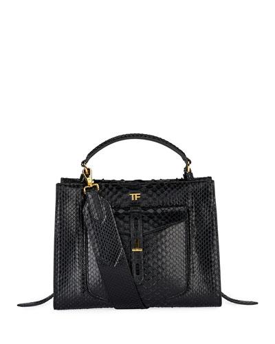 e7cf35e4f9aa Front Flap Top Handle Bag   Neiman Marcus