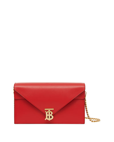 Small TB Envelope Crossbody Bag