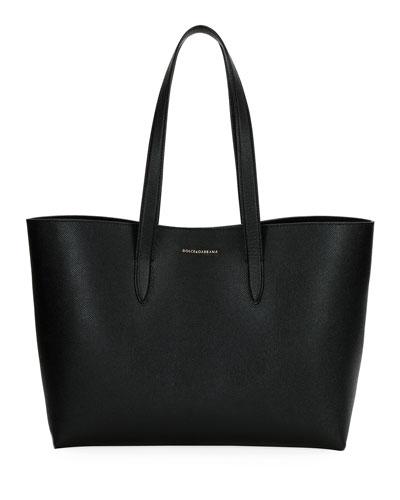 Dauphine Morbi Stampa Shopping Tote Bag