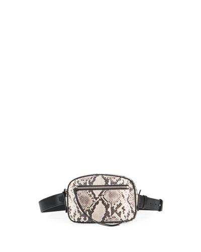 Sliver Crossbody Belt Bag