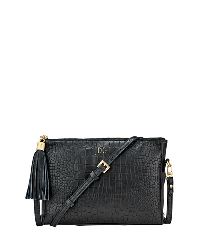 Hailey Printed Crossbody Bag