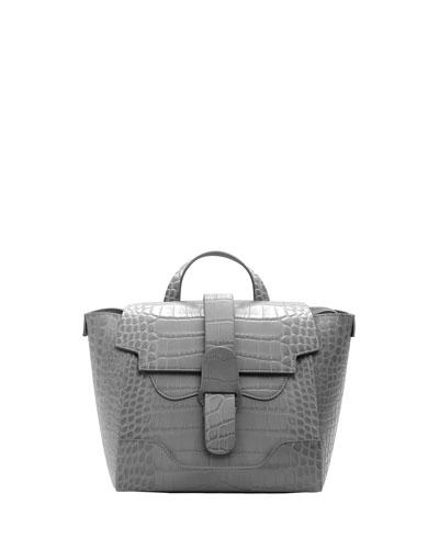 aebad39956f8 Croc Embossed Bag | Neiman Marcus