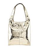 Hayward Grand Shopper Medium Embossed Tote Bag