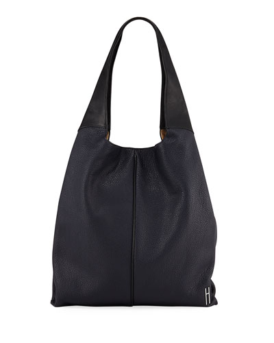 Grand Shopper Leather Tote Bag