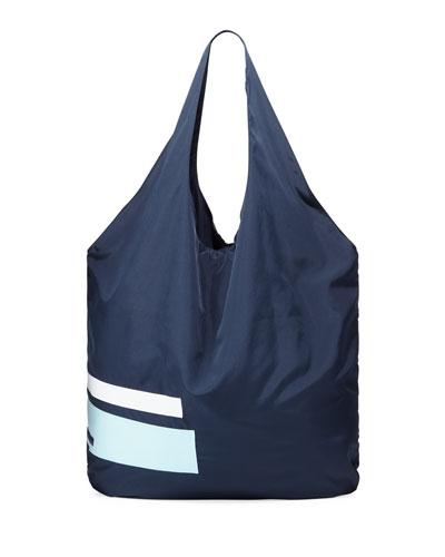 Napoli Nylon Medium Swim Tote Bag