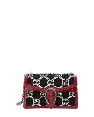 08da3803e Quick Look. Gucci · Dionysus Small Tweed Shoulder Bag