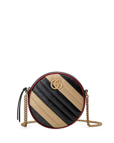 GG Marmont Mini Camera Crossbody Bag