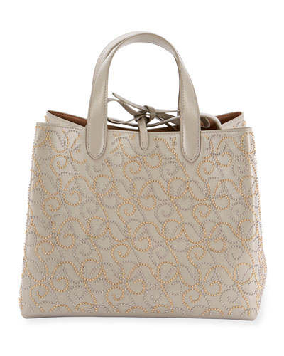 Frida Medium Top-Handle Bag
