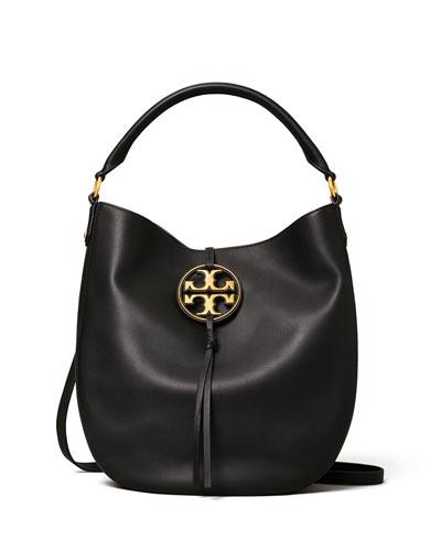 Miller Metal Slouchy Hobo Bag