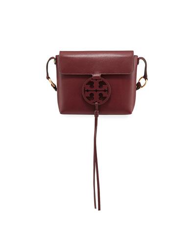 Miller Leather Crossbody Bag