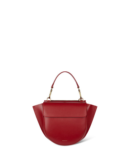 Wandler Hortensia Mini Calf Top Handle Bag