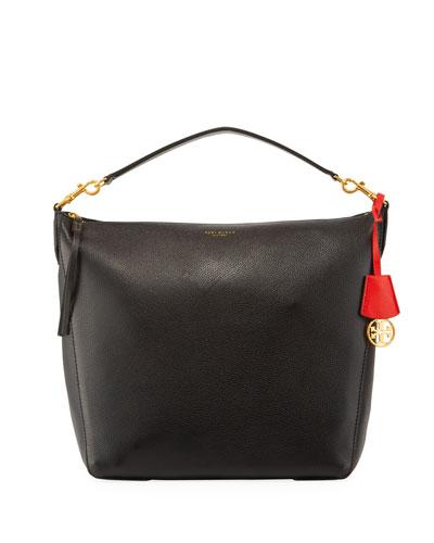 Perry Flap Hobo Bag