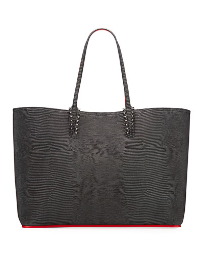 Cabata Zarli Metallic Tote Bag