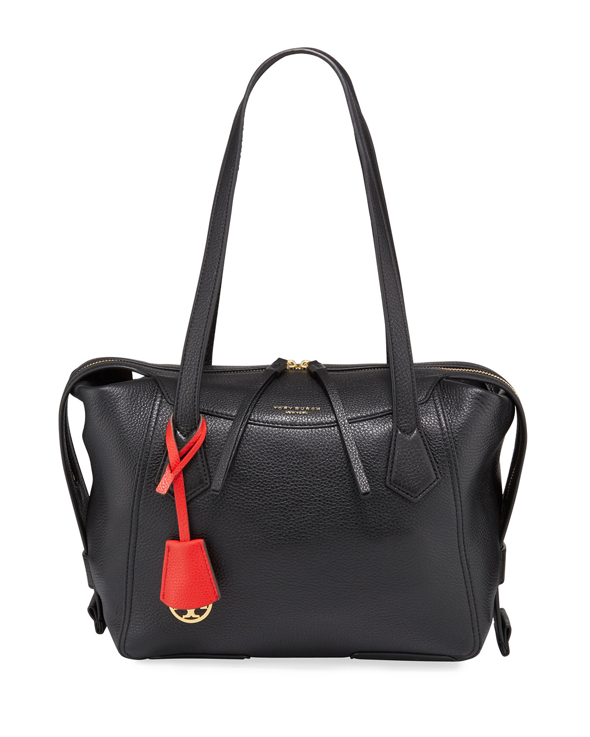 Tory Burch Bags Perry Leather Satchel Bag