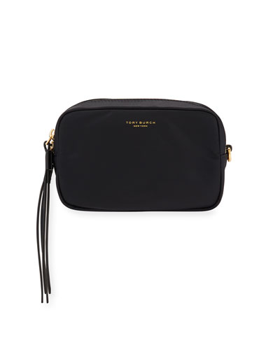 Perry Mini Nylon Crossbody Bag