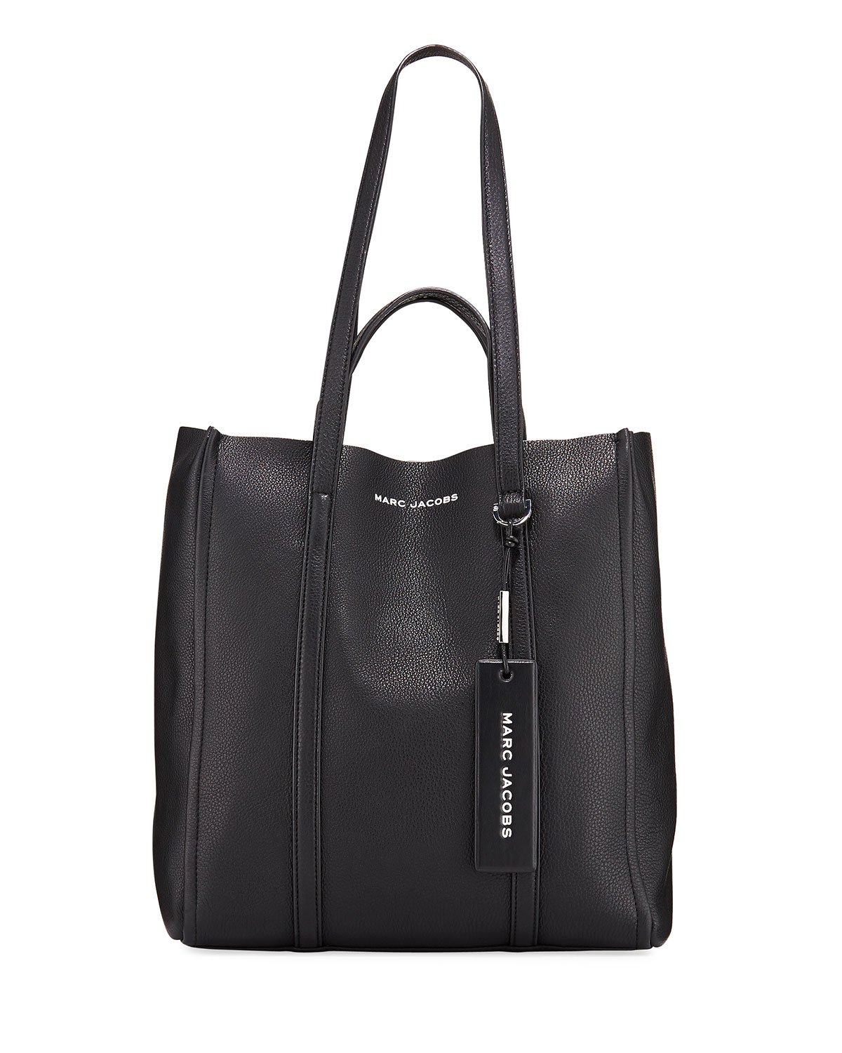 Marc Jacobs Totes THE TAG LEATHER TOTE BAG