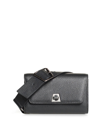 Anouk Leather Belt Bag