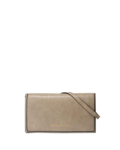 Buffed Leather Monili Belt Bag