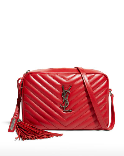 Lou Medium Monogram YSL Crossbody Bag