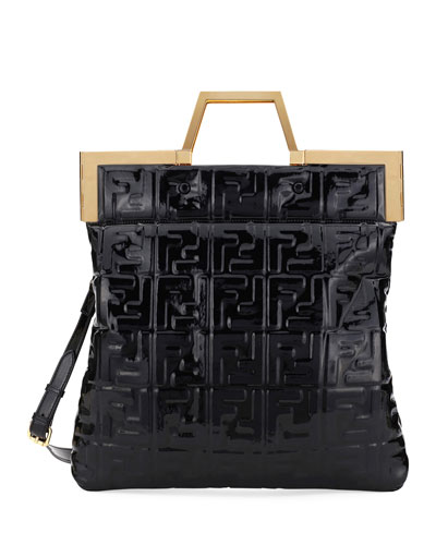 Catwalk Convertible Tote/Clutch Bag