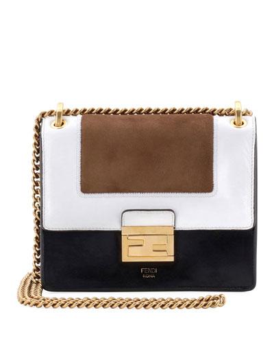 Kan U Small Colorblock Shoulder Bag