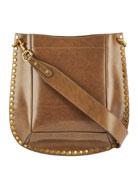 Isabel Marant Oskan New Leather Hobo Bag