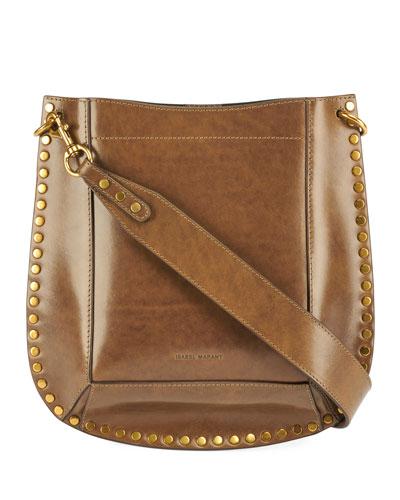 Oskan New Leather Hobo Bag