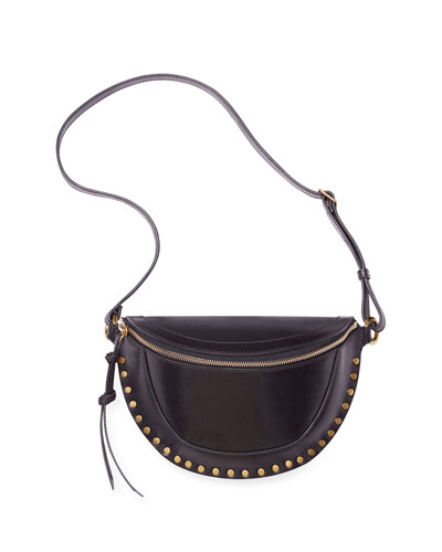 Skano Studded Leather Belt Bag