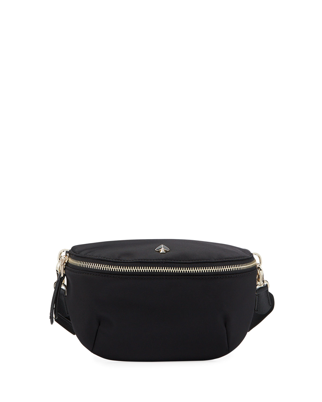 Kate Spade Belt-bags TAYLOR NYLON ZIP BELT BAG