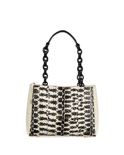 Small Chain Exotic Shoulder Bag
