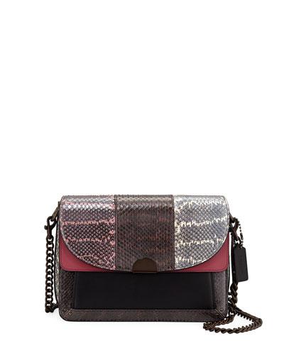 Dreamer Snake Shoulder Bag