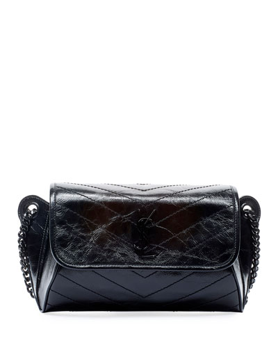 Niki Short YSL Shoulder/Belt Bag