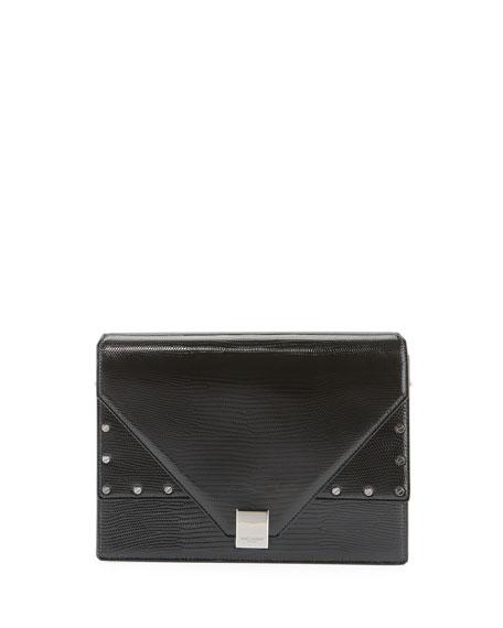 Saint Laurent Margaux Medium Structured Shoulder Bag