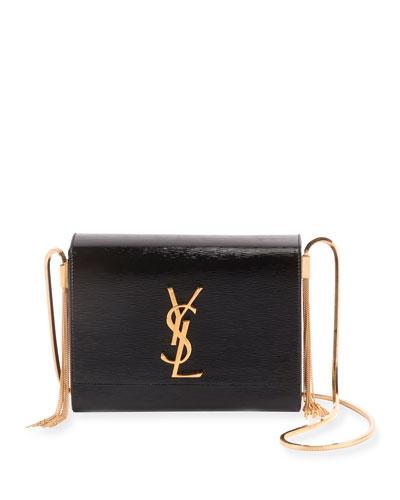 Kate YSL Boxy Flap Tassel Shoulder Bag