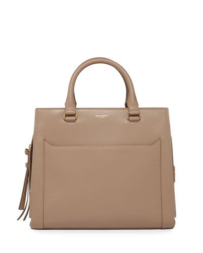 Eastside Medium Leather Top-Handle Crossbody Bag