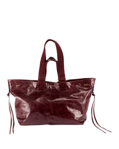 Wardy New Leather Tote Bag