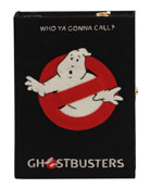 Olympia Le-Tan Ghostbusters Box Clutch Bag