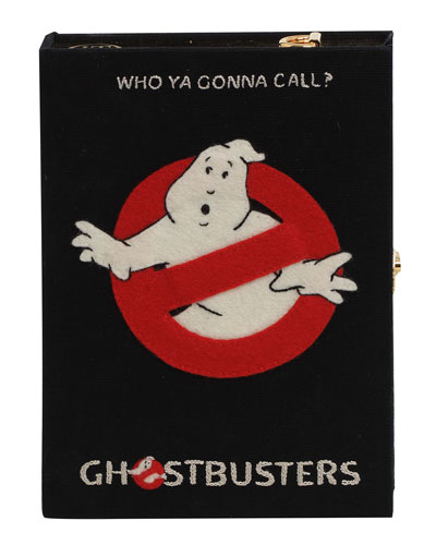 Ghostbusters Box Clutch Bag