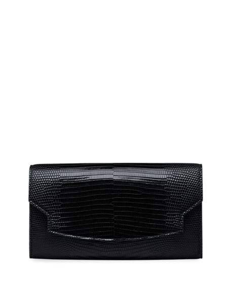 THE ROW Lady Wallet in Lizard