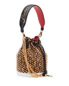 Christian Louboutin Marie Jane Loubirun Bucket Bag